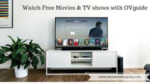 get free movies tv shows music and much more on ovguide money