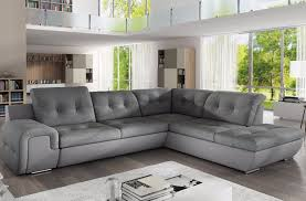 corner sofa beds with storage in leather and fabric specialists