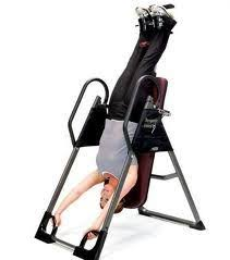 back relief inversion table teeter ep 960 inversion table with back pain relief dvd image 3 of