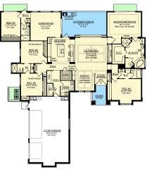 plan 82193ka mediterranean house plan loaded with high end