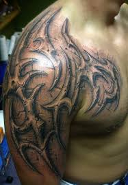 beautiful tribal arm tattoo ideas