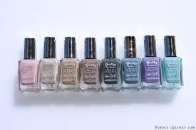 barry m gelly hi shine nail polish my review