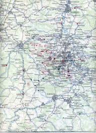 Schweinfurt Germany Map by European Destinations