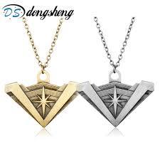 women necklace accessories images Dongsheng newest dc superhero wonder woman necklace golden jpg