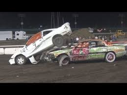 la county fair monster truck l a county fair demolition derby 2013 youtube