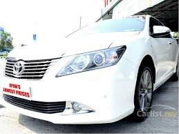 2014 toyota camry price toyota camry 2014 g 2 0 in perak automatic sedan white for rm
