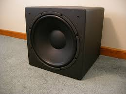 big home theater subwoofer powersound audio s1800 review home theater forum and systems