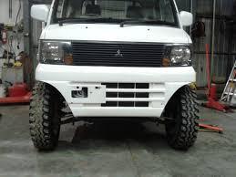 mitsubishi minicab 2016 lift kit trouble japanese mini truck forum