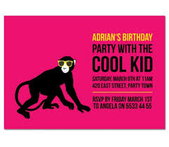 cool birthday invitations cool birthday invitations specially