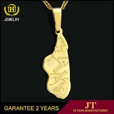 fashion jewelry pendant gold color madagascar pendant nice