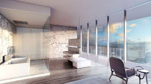 latest 2014 luxury home of glass smart home designs