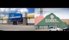 Gander by Breaking News Camping World Holdings Inc Buys Gander Mountain
