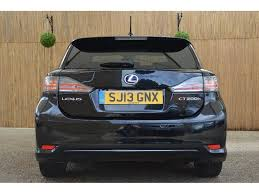 lexus ct 200h 1 8 f sport 5dr cvt auto used lexus ct 200h hatchback 1 8 f sport cvt 5dr in london