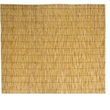 stuoia bamboo arelle stuoia cannucciata di bamboo bambu cm 100x300
