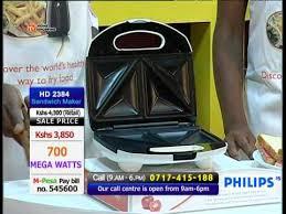 Philips Sandwich Toaster Sandwichera Hd2384 Youtube