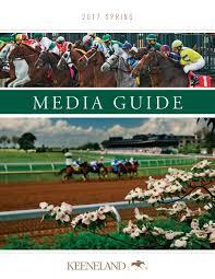 jm lexus product specialist salary keeneland spring 2017 media guide by keeneland issuu