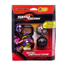 sonic open on thanksgiving amazon com spy gear sonic distractors toys u0026 games