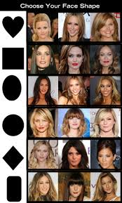 hair cuts based on face shape women stylenoted the right cut for your face shape