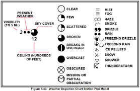 weather depiction chart aviation pinterest weather and aviation