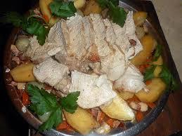 recette cuisine grand mere recette de roti de veau grand mère