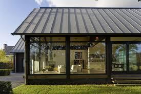 glasses house exterior design glass wall modern designs haammss