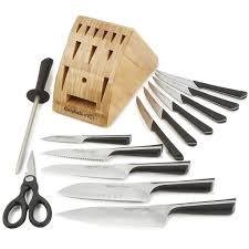 the best kitchen knife set with knife blocks