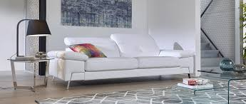 cuir center canapé canapés droits en cuir cuir de buffle cuir et tissu cuir