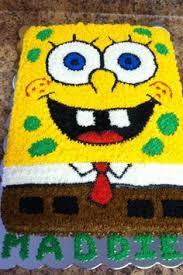 sponge bob cake spongebobcake nikijoycakes buttercream