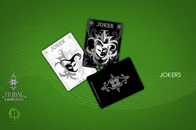 tribal card deck the jokers by mptribe on deviantart
