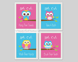 Bathroom Pass Template Owl Bathroom Pass