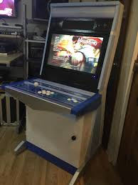 Xbox Arcade Cabinet Simplified Vewlix Cabinet Build U0026 Worklog U2014 Shoryuken