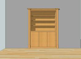 Over Door Bookshelf Hidden Door In Bookcase Talkfestool