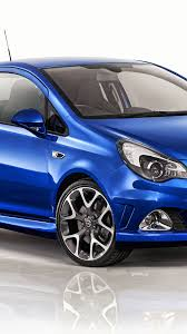 Photos Opel Corsa Opc 2013 Blue Automobile 1080x1920