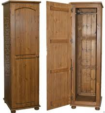 Solid Pine Wardrobes Solid Pine 1 Door Single Wardrobe Handcrafted U0026 Waxed Pine