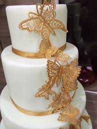 beautiful butterfly wedding cake toppers to enhance your moment