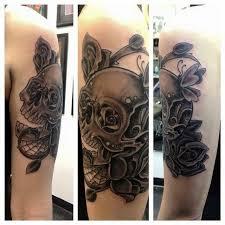 raleigh tattoo artist mike u0027s black u0026 gray portfolio warlock u0027s tattoo