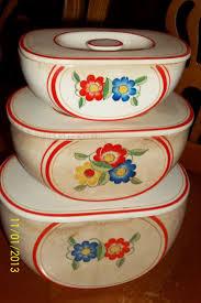 best 25 vintage canisters ideas on pinterest vintage tins