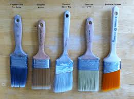 best paint brushes for kitchen cabinets uk battle for the best paint brush traditional painter
