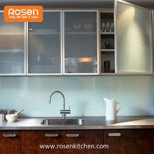 kitchen cabinet doors with frosted glass inserts china customized frosted glass inserts doors front for