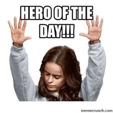 Hero Meme - new meme of the day hero of the day kayak wallpaper