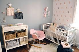 chambre fille bébé nos inspirations pour une chambre de bébé girly visitedeco