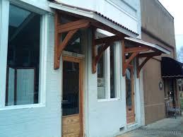 Exterior Door Awnings The Door Awnings Metal Door Awnings Canada Exterior Door Wood
