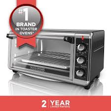 Pyrex In Toaster Oven Black Decker Extra Wide 8 Slice Toaster Oven Stainless Steel