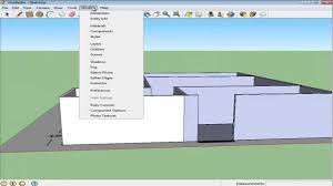 google floor plans how to model objects with floor plans in google sketchup youtube