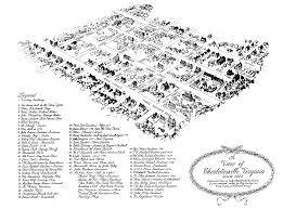 Map Of Charlottesville Va An Account Of James Monroe U0027s Land Holdings