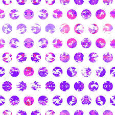 bright watercolor abstract seamless pattern color transition
