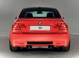 matte red bmw e90 e91 e92 e93 bmw creates 30 limited edition m performance e92