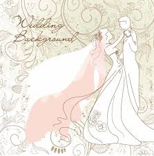 wedding backdrop design vector wedding background vector illustration free vector graphics