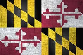 Calvert County Flag Maryland Us State Flag Description U0026 Download This Flag