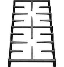wb31x27150 gas range center cast iron grate ge parts